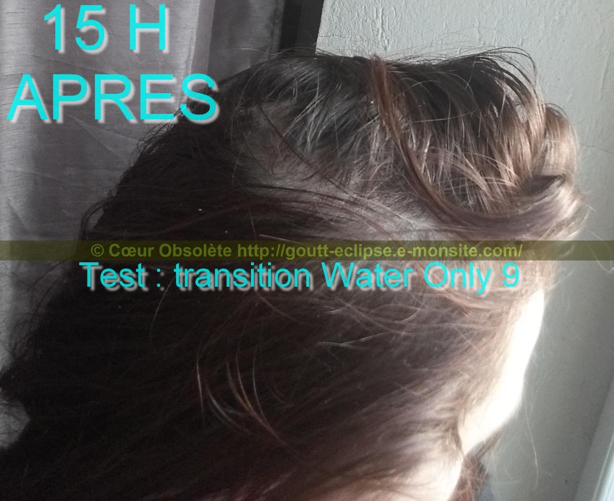 04 Fév 2018 Test Water Only Transition lavage N°9 photo 10