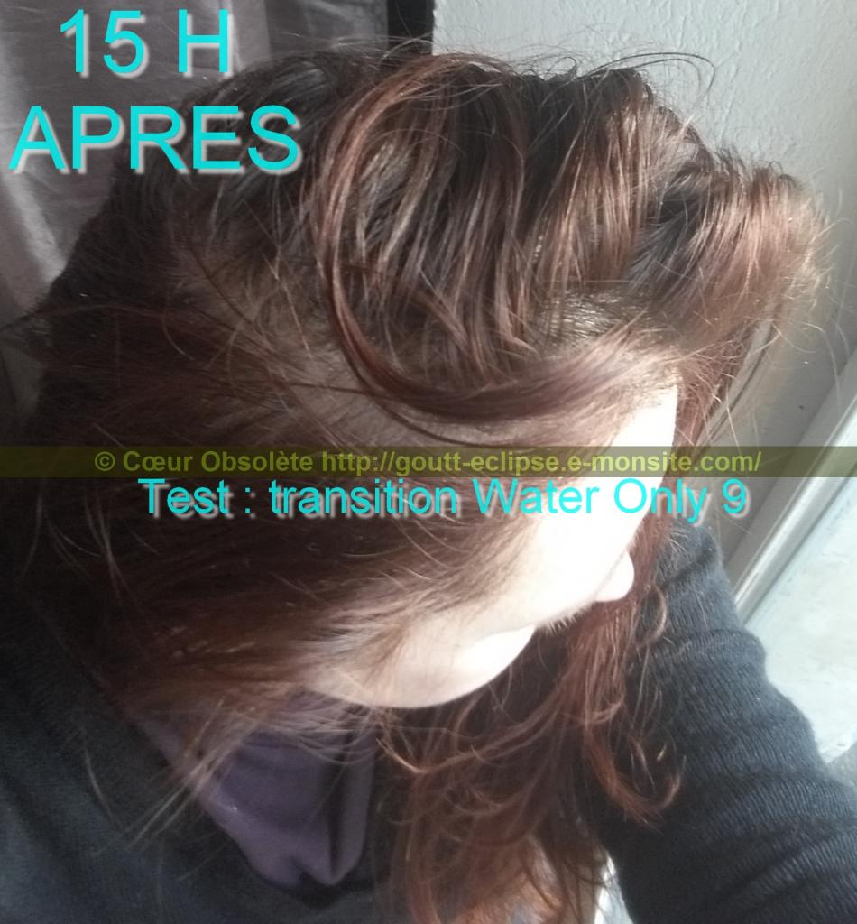 04 Fév 2018 Test Water Only Transition lavage N°9 photo 9