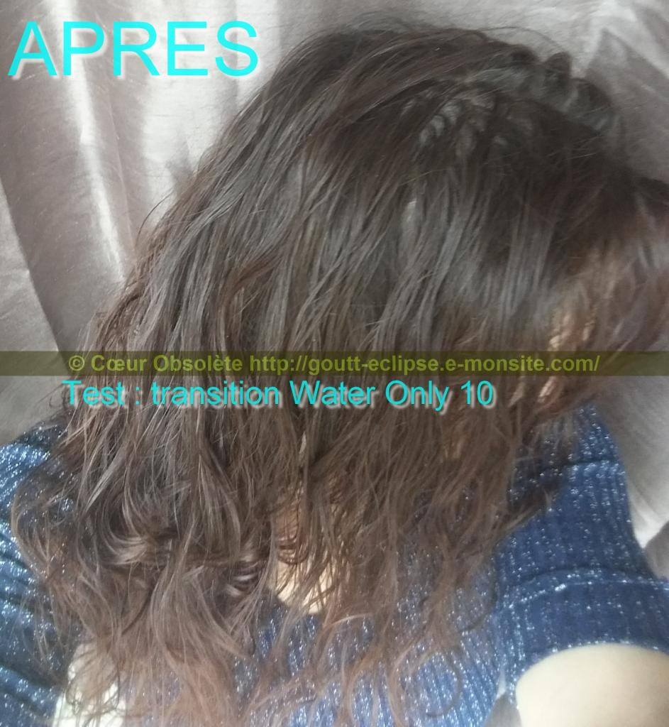 08 Fév 2018 Test Water Only Transition lavage N°10 photo 20