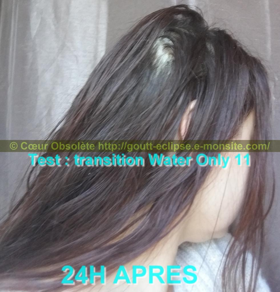 11 Fév 2018 Test Water Only Transition lavage N°11 photo 24H APRES 45