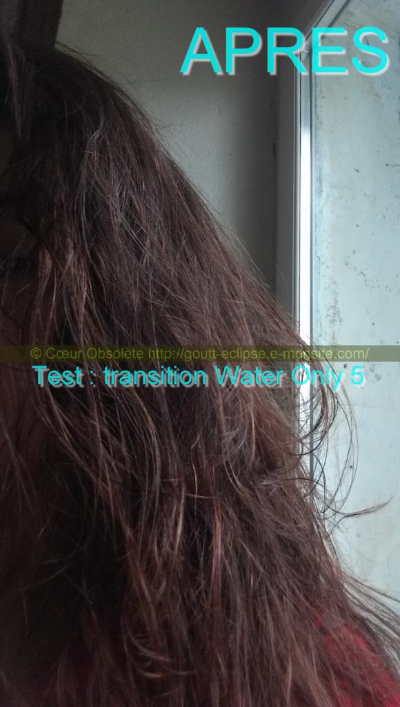 18 Jan 2018 Test Water Only Transition lavage N°5 photo 5