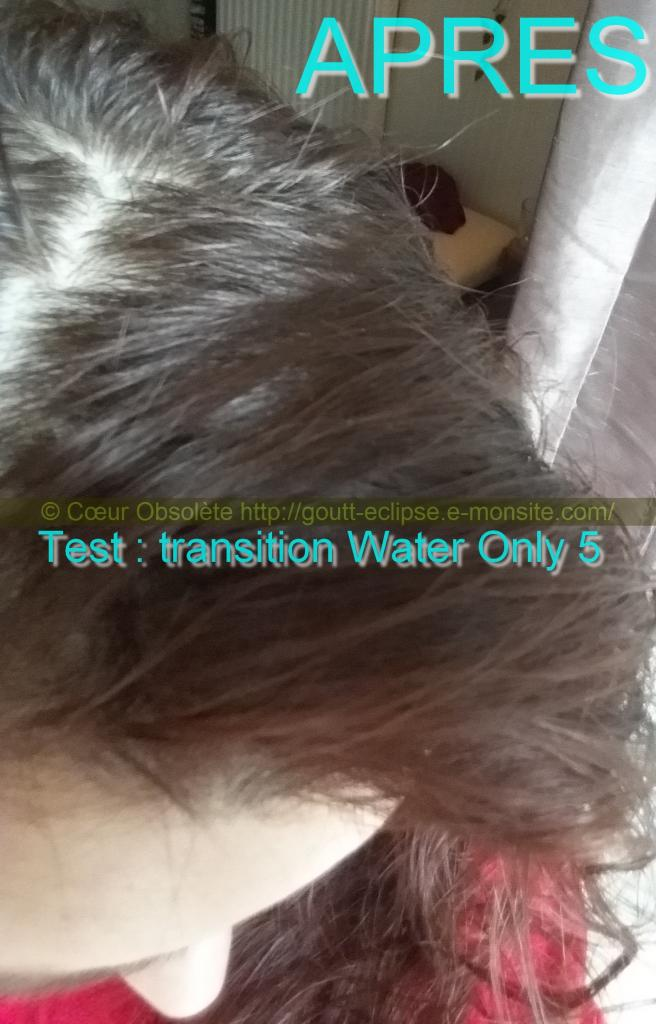 18 Jan 2018 Test Water Only Transition lavage N°5 photo 7