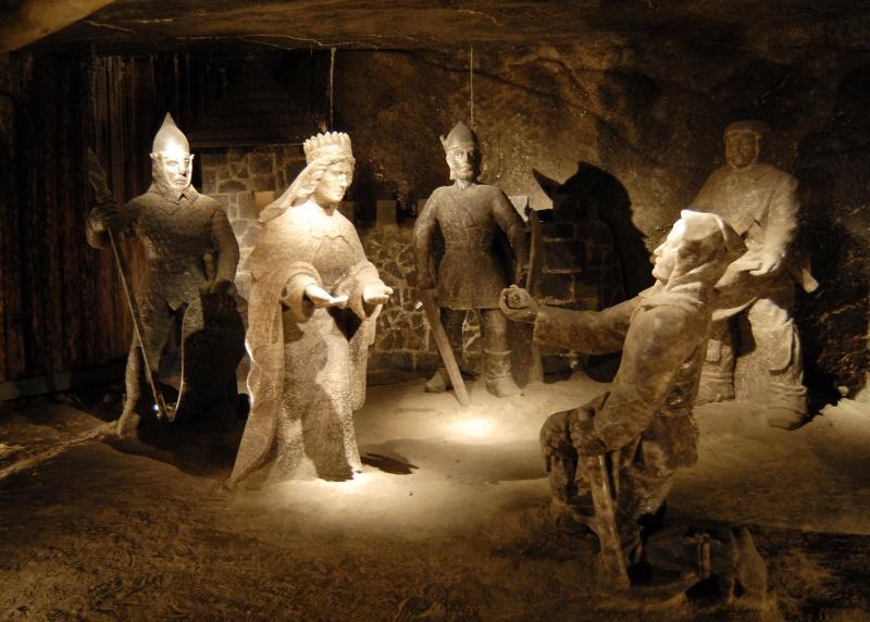 Wieliczka salt mine2